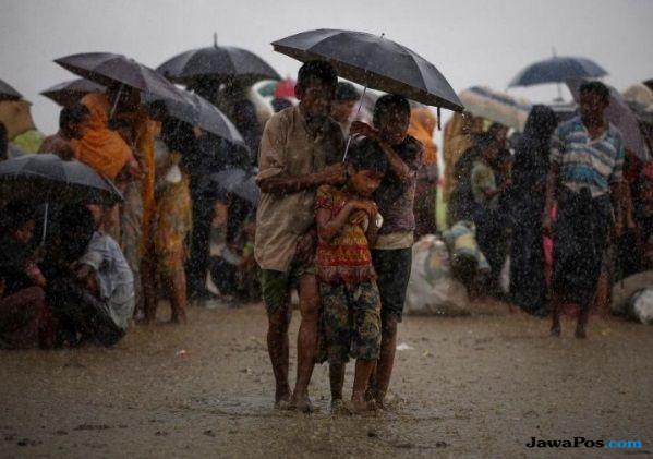 bangladesh, pm bangladesh, hasina, rohingya, myanmar,