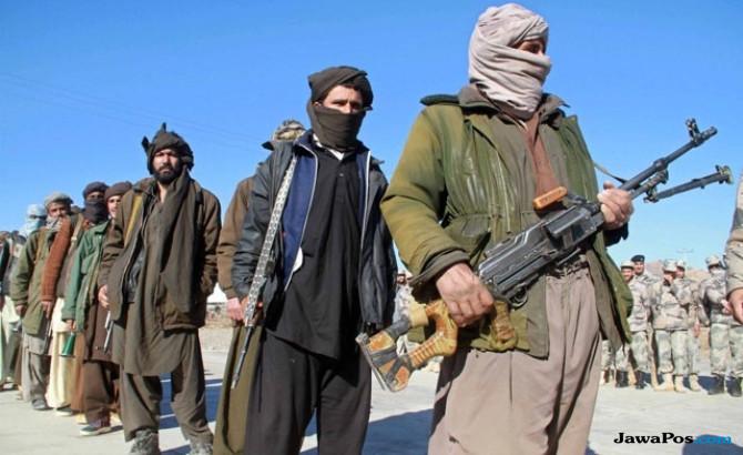 Banyak Faksi Berbeda, Taliban Sulit Pilih Pemimpin Baru
