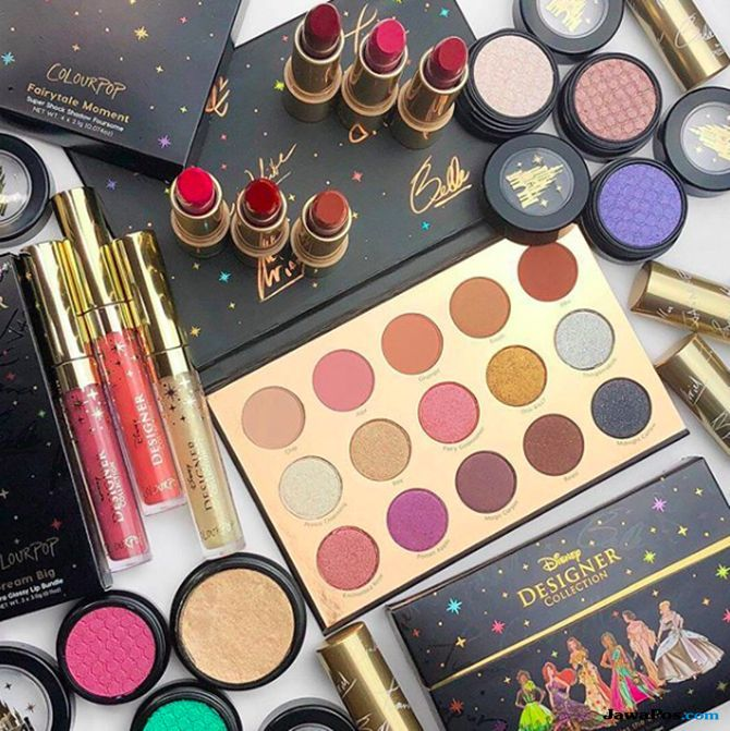 tren kosmetik, ColourPop Cosmetics Disney,