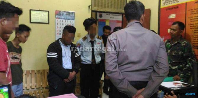 tawuran pelajar, pelajar tegal tawuran