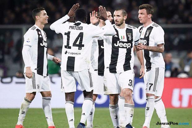Serie A 2018-2019, Liga Italia, Juventus, Fiorentina, Fiorentina 0-3 Juventus