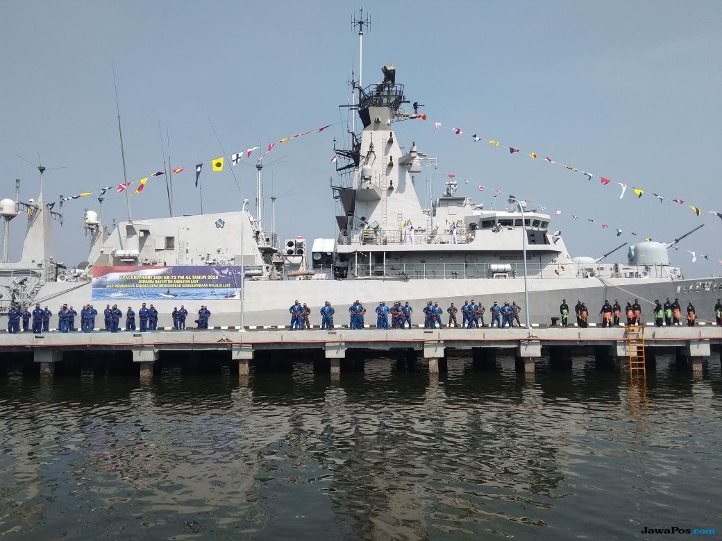 Begini Alasan Panglima Tak Hadir dalam HUT ke-73 TNI Angkatan Laut