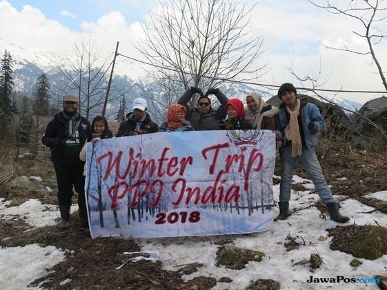 Begini Cara Mengunjungi Himalaya dari India