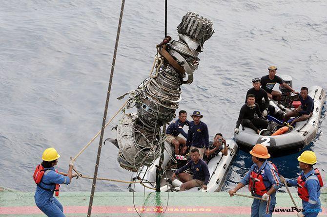 Belum Ditemukan, CVR Lion Air Diduga Rusak