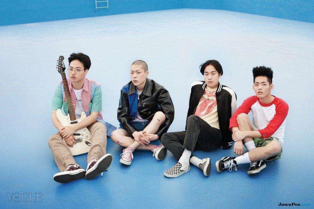 Berbakat, Personel Band Ini Tolak Pinangan SM, JYP, YG Entertainment