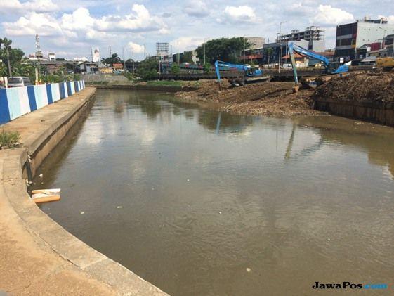 Berkat Ahok, Walau Katulampa Siaga 1, SMAN 8 Kini Bebas Banjir