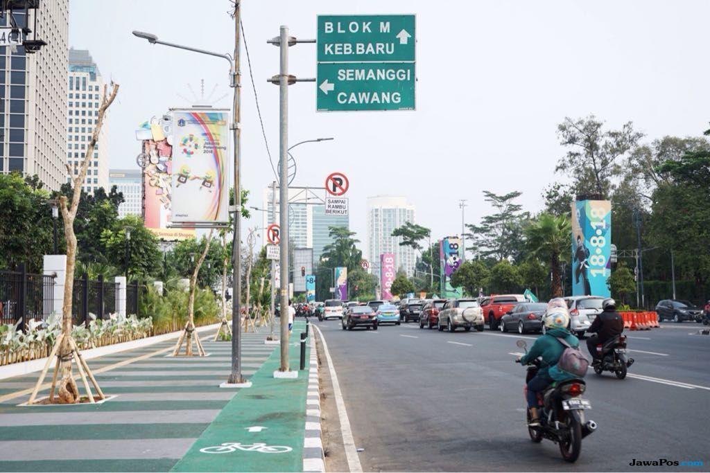 Beutifikasi Ala Anies-Sandi Percantik Jakarta