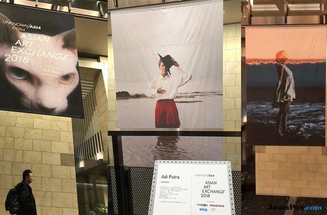 Bikin Bangga, Karya Fotografer Tanah Air Berhasil Dipamerkan di Jepang