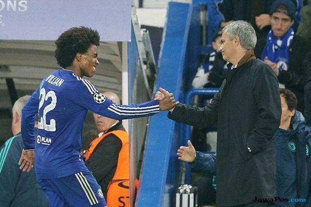 Bursa transfer pemain, Willian, Chelsea, manchester united, jose mourinho
