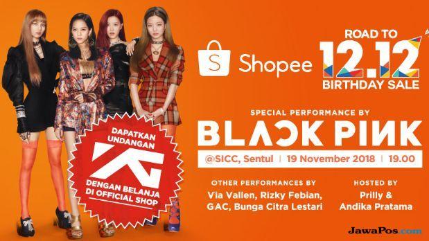 Blackpink Akan ke Indonesia, Ini Cara Menontonnya!