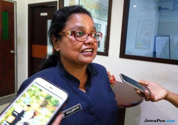 Kepala SMK Penerbangan SPN Dirgantara Batam, Susila Dewi