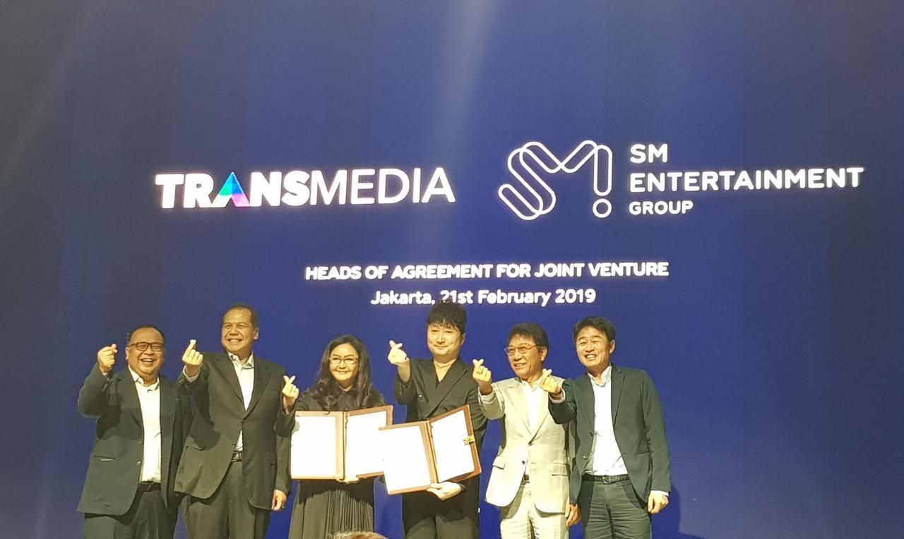 Bos SM Entertainment: Indonesia Pintu Utama Ekspansi K-Pop ke Dunia