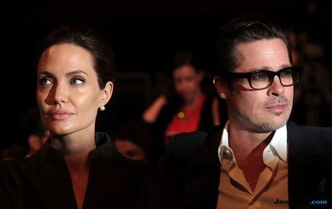 Brad Pitt Kencani Mantan Tunangan Teman