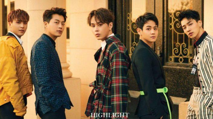 [BREAKING] Junhyung Hengkang Dari Grup Highlight