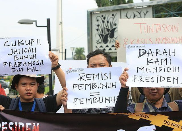 demo tolak remisi