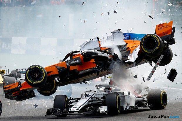 Formula 1, F1, GP Belgia, Sebastian Vettel, Lewis Hamilton, Valterri Bottas, Daniel Ricciardo, Max Verstappen, Kimi Raikkonen, Hulkenberg