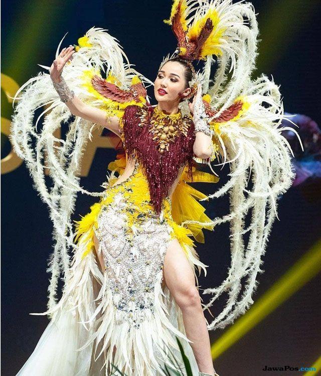 Catat Sejarah, Juri Miss Universe 2018 Semua Perempuan