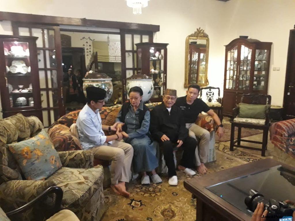 Cerita Di Balik Keyakinan Sandiaga Dampingi Prabowo Jadi Cawapres