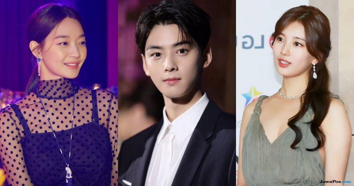 Cha Eun Woo Ingin Bermain Drama dengan Dua Artis Cantik Ini