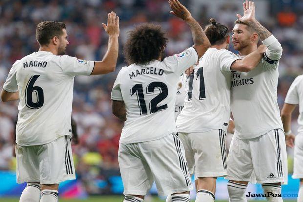 La Liga 2018-2019, Liga Italia, Real Madrid, Getafe