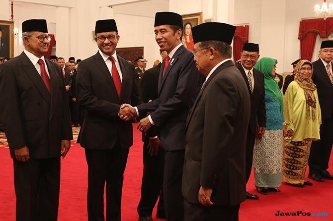 Dari Partai Arab Indonesia hingga Badan Keamanan Rakyat