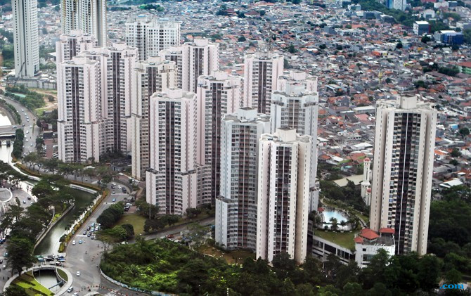 apartemen, cicilan rumah, beli rumah