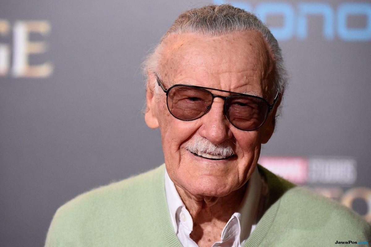 Di Balik Karya Besar Stan Lee Bersama Marvel Comics