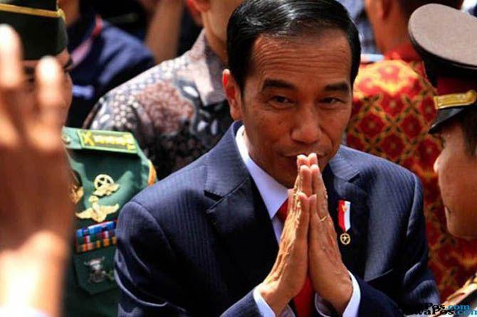 """Di Depan Forum Ekonomi Dunia, Jokowi dan """"Avengers"""" Siap Lawan Thanos"""