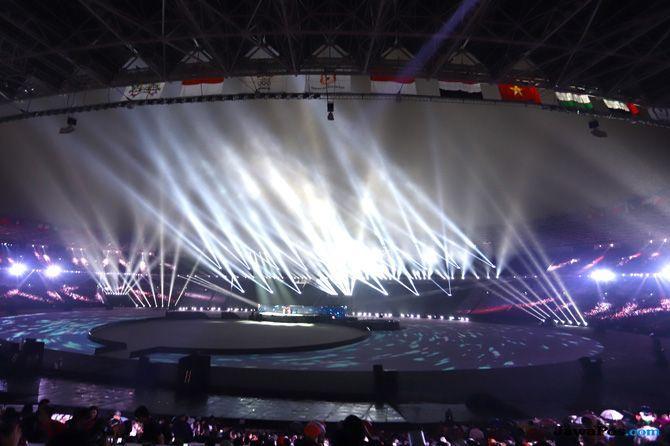 Asiang Games 2018, Closing Ceremony, Pencak Silat