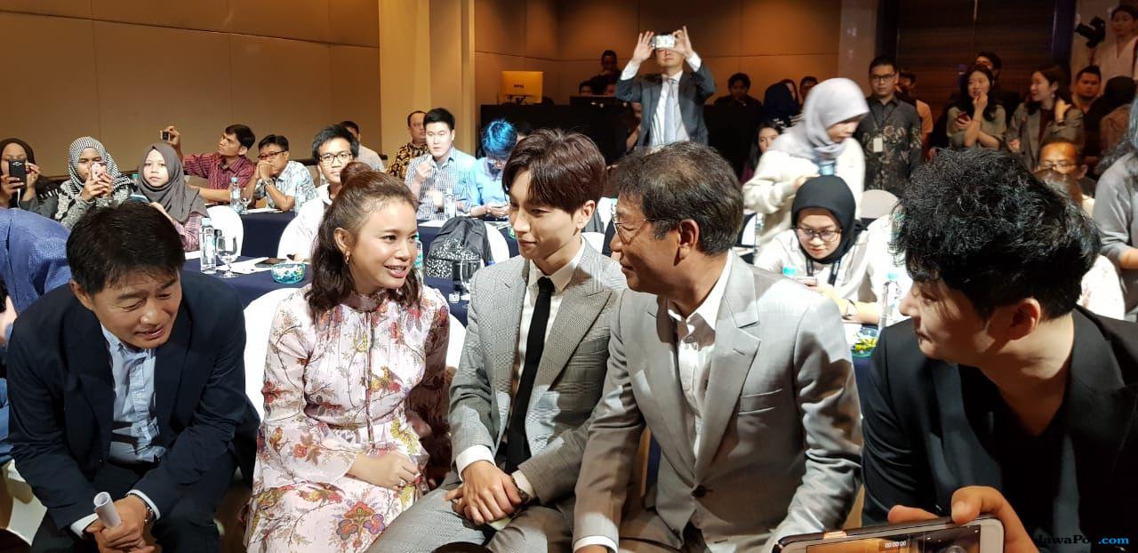 Diminta Langsung, Rossa Artis Indonesia Pertama di SM Entertainment