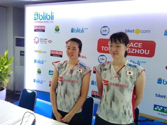 Kejuaraan Dunia 2018, Greysia Polii/Apriyani Rahayu