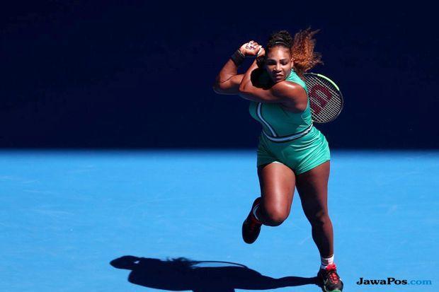 Tenis, Australia Terbuka 2019, Serena Williams