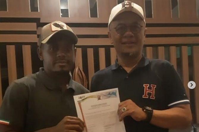 Eks Persib Bandung Resmi Dikontrak Madura United