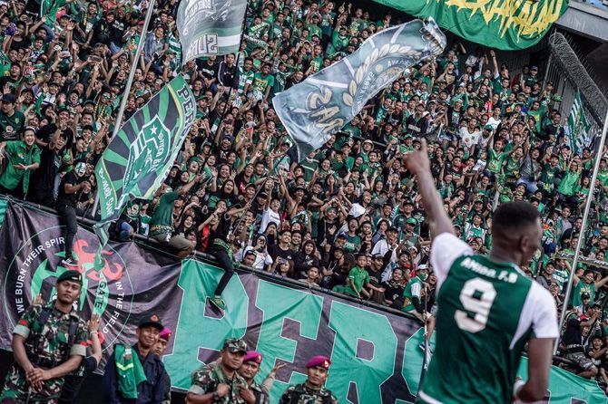 Amido Balde, David da Silva, Persebaya Surabaya, Piala Indonesia, Persinga Ngawi
