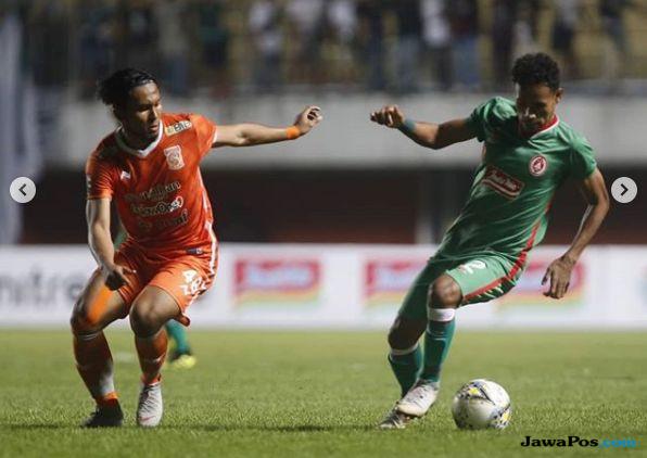 Eks Timnas Argentina Tampil Gemilang, PSS Bungkam Borneo FC