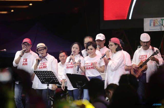 Elek Yo Band Sumbangkan 4 Lagu untuk Korban Gempa Sulawesi Tengah
