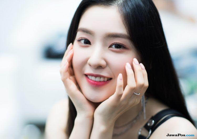 Empat Tahun Jadi Model Soju, Posisi IU Digeser Irene 'Red Velvet'
