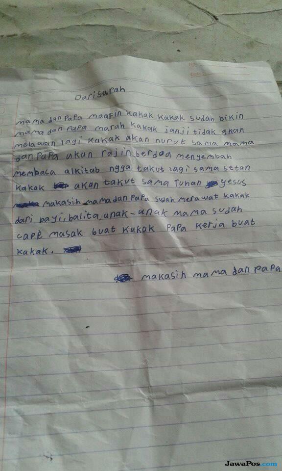 Enam Fakta Pembunuhan Sadis Satu Keluarga di Bekasi