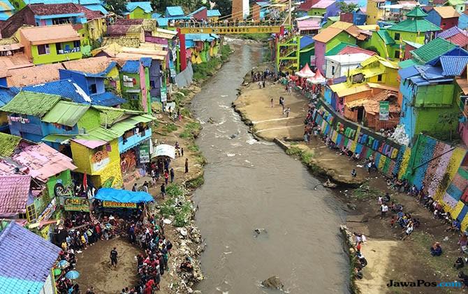 Kampung Jodipan Kota Malang