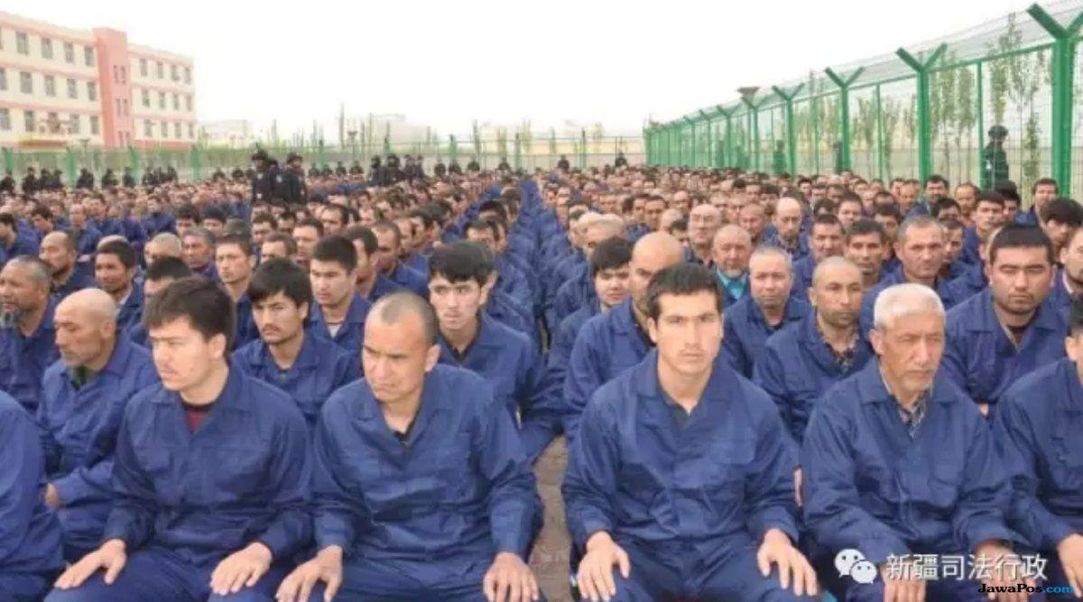 kazakh, Kazakhstan, kamp deradikalisasi, tiongkok,