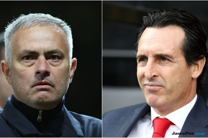 Manchester United, Arsenal, Jose Mourinho, Unai Emery