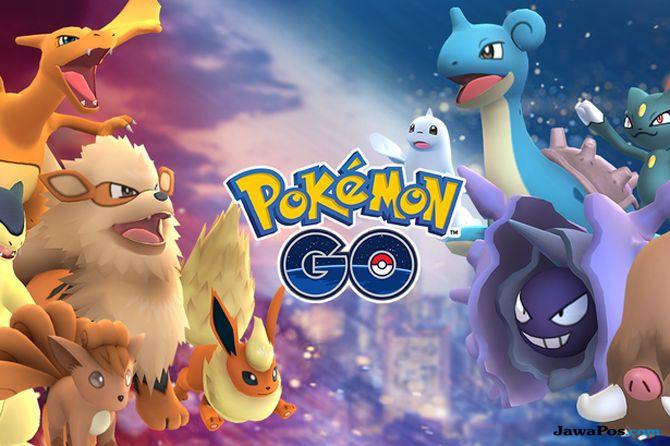 pokemon go, game paling untung, pendapatan industri game