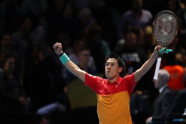 Tenis, Final ATP 2018, Kei Nishikori
