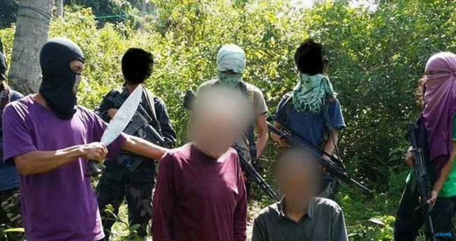 status darurat militer, mindanao, filipina, abu sayyaf,