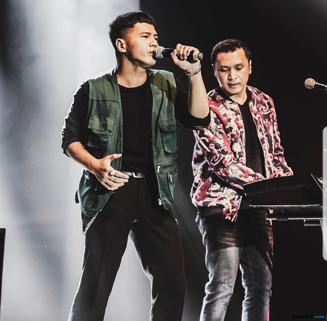 Dikenalkan Giring, Finalis Indonesian Idol Jadi Vokalis Baru Nidji