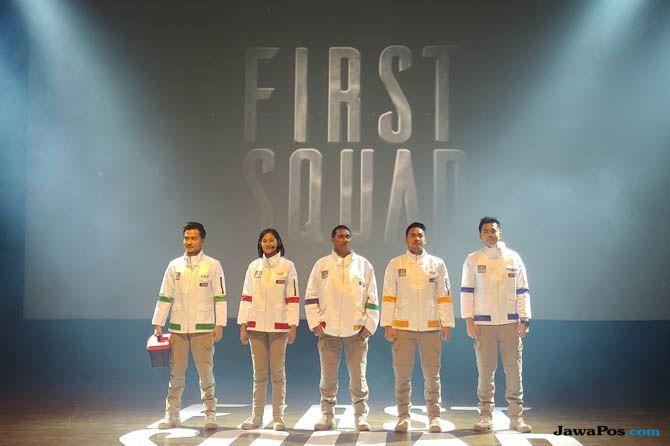First Media, First Squad, First Media First Squad