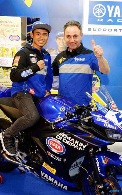 Galang Hendra Pratama: Pembalap Sensasional Indonesia di Tim MotoX