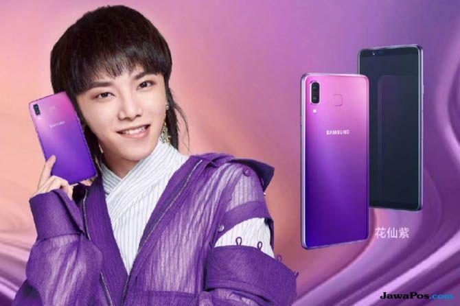 Galaxy A9 Star, Samsung Galaxy A9 Star, Galaxy A9 Star gradasi.