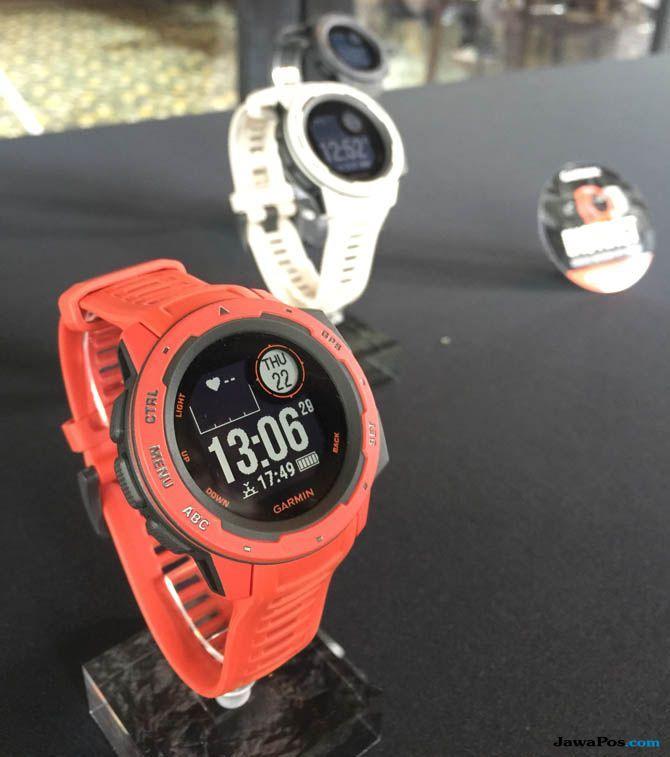 Garmin Instinct, Smartwatch Garmin Instinct, Garmin Instinct Harga