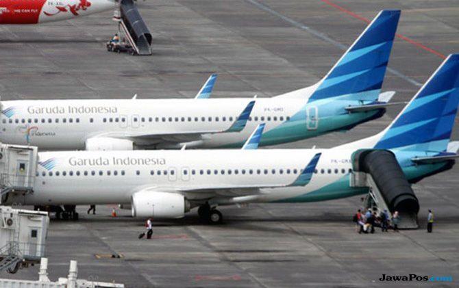 Garuda Akan Terbangkan 107.959 Calon Jemaah Selama Musim Haji 2018